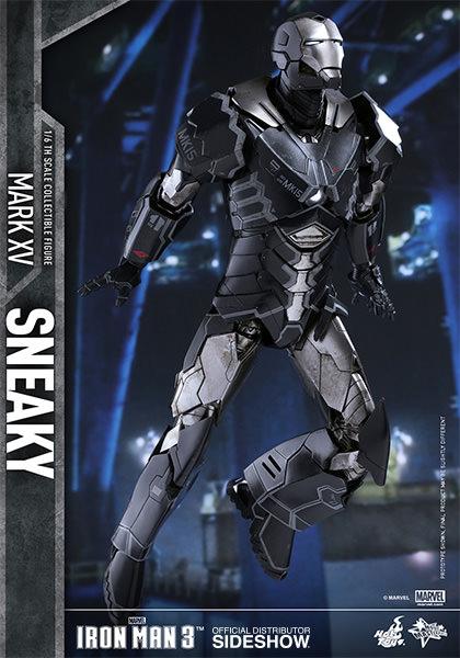 Iron Man 3 Movie Masterpiece Action Figure 1/6 Iron Man MarkXV Sneaky 31 cm