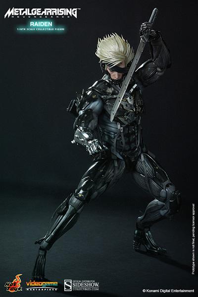 Metal Gear Rising: Revengeance Action Figure 1/6 Raiden 31 cm