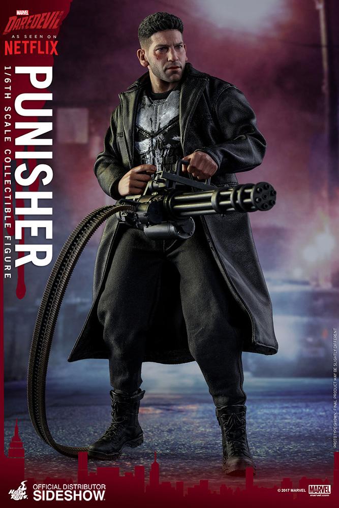 Daredevil Action Figure 1/6 The Punisher 30 cm