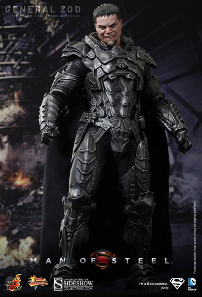 Superman Man of Steel 1/6 Scale General Zod 31 cm