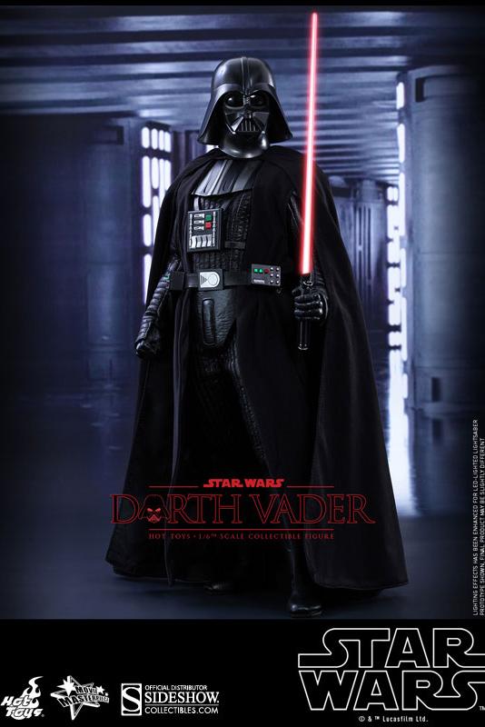 Star Wars: Episode IV A New Hope MMS Action Figure 1/6 Darth Vader 35 cm