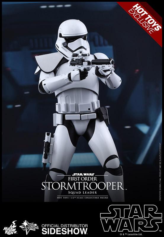 Star Wars Episode VII AF 1/6 First Order Stormtrooper Squad Leader 30 cm