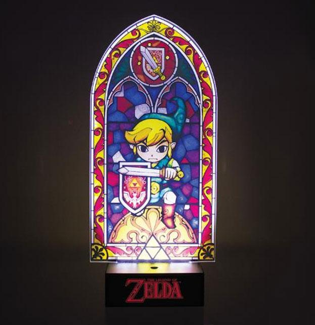 Legend of Zelda Wind Waker LED Light Link
