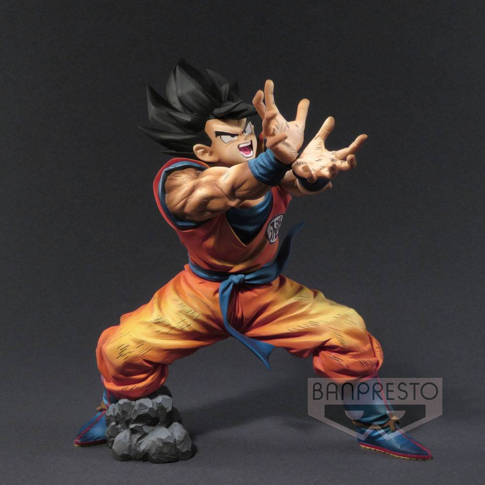 Dragonball Z Super Kamehame-Ha Figure Son Goku Premium Color Edition 20 cm