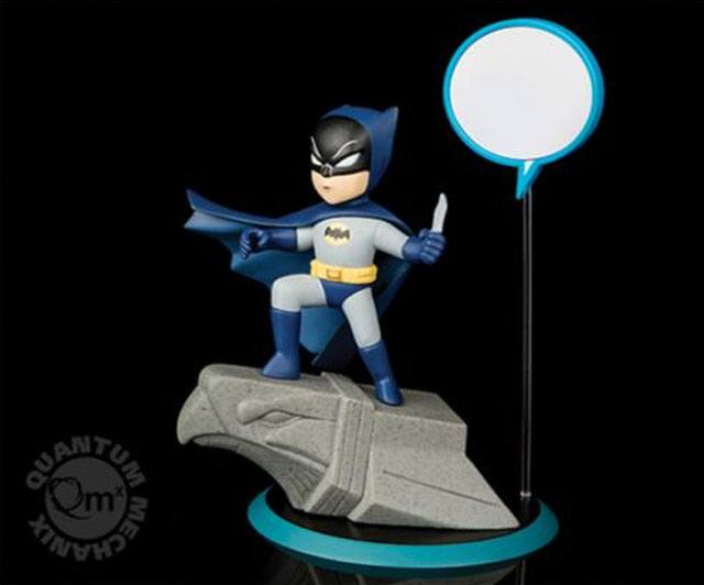 DC Comics Q-Fig Figure 1966 Batman Exclusive 10 cm