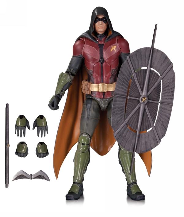 Action Figure Batman Arkham Knight Robin 17 cm