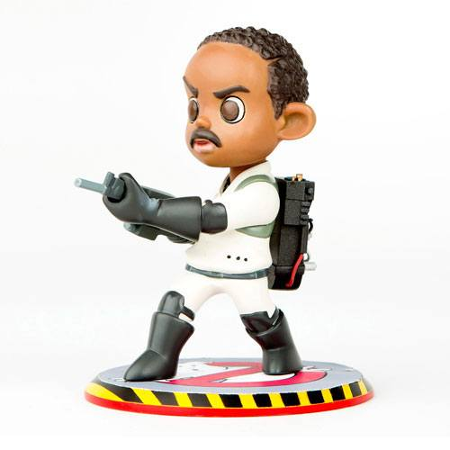 Ghostbusters Q-Fig Figure Winston 10 cm