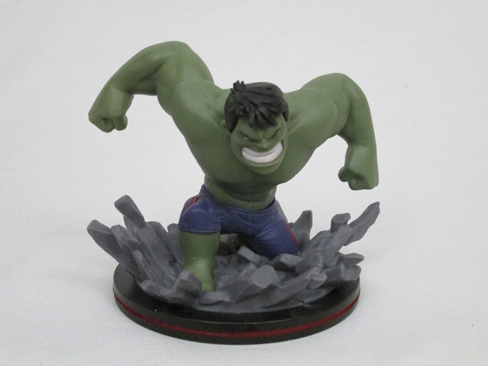 Marvel Comics Q-Fig Figure Hulk 10 cm