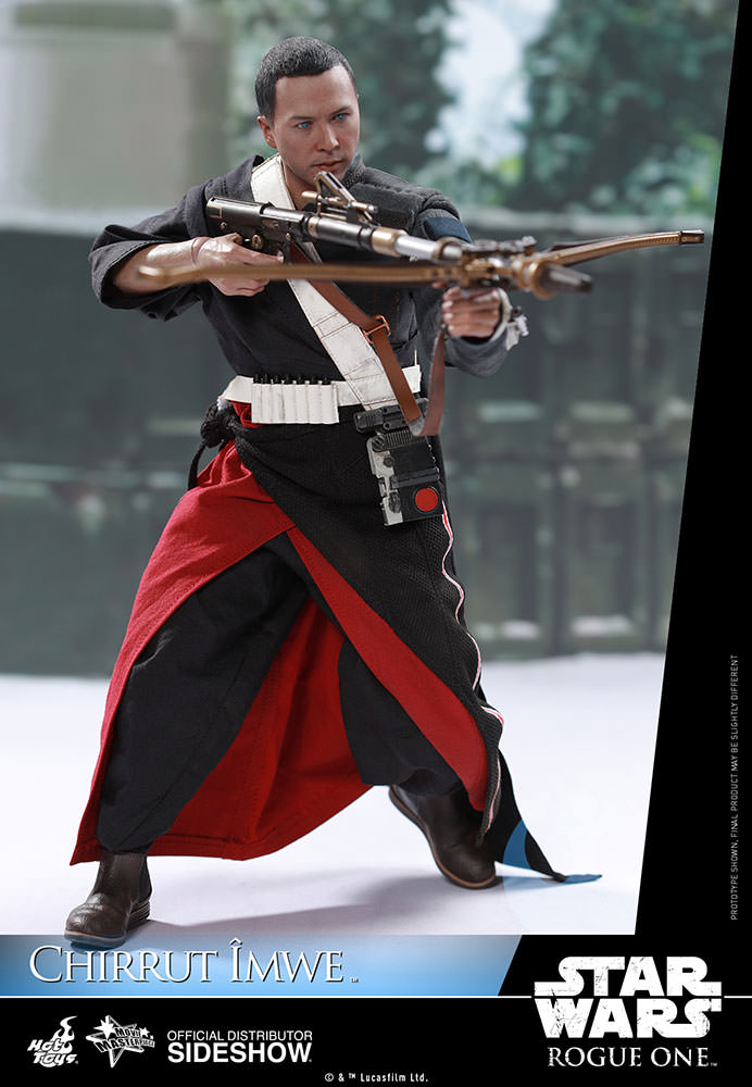 Star Wars: Rogue One MMS Action Figure 1/6 Chirrut Îmwe 30 cm
