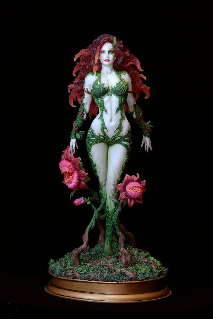 DC Comics Fantasy Figure Gallery Statue 1/6 Poison Ivy (Luis Rojo) 43 cm
