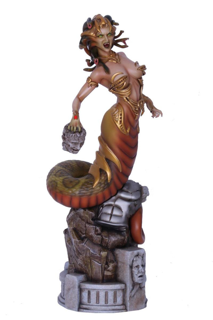 Fantasy Figure Gallery Greek Mythology Collection Statue 1/6 Medusa Wei Ho