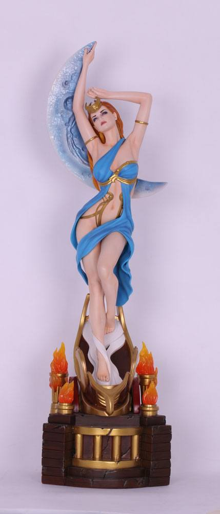 Fantasy Figure Gallery Greek Mythology Collection Statue 1/6 Selene Wei Ho