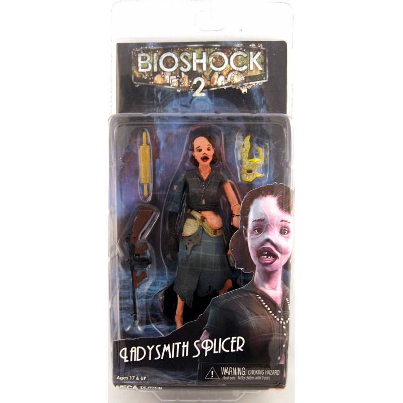 Action Figure BIOSHOCK 2  LADYSMITH SPLICER 16 cm