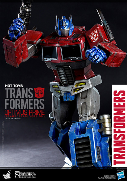 Transformers Action Figure Optimus Prime (Starscream Version) 30 cm