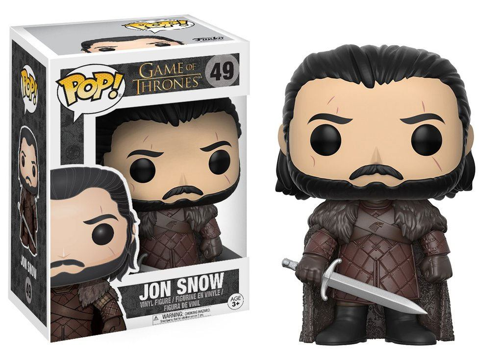 Game of Thrones POP! Television Vinyl Figure Jon Snow 10 cm