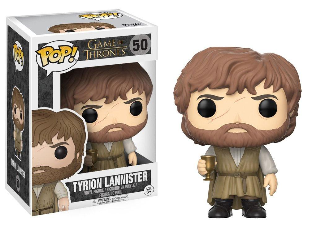 Game of Thrones POP! Television Vinyl Figure Tyrion Lannister 10 cm