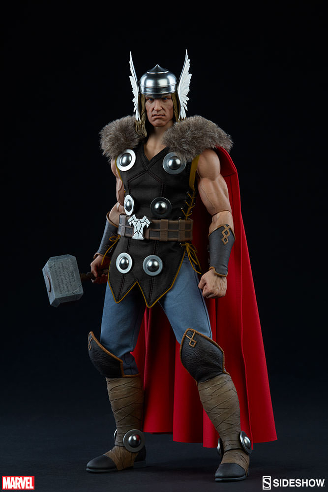 Marvel Thor Action Figure 1/6 Scale 30 cm