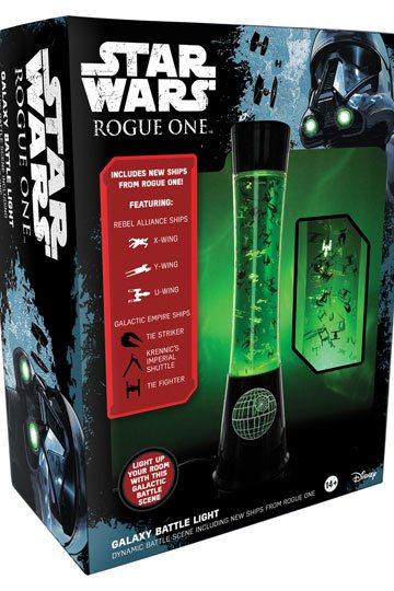 Star Wars Rogue One Stormtrooper Mood Light Galaxy Battle
