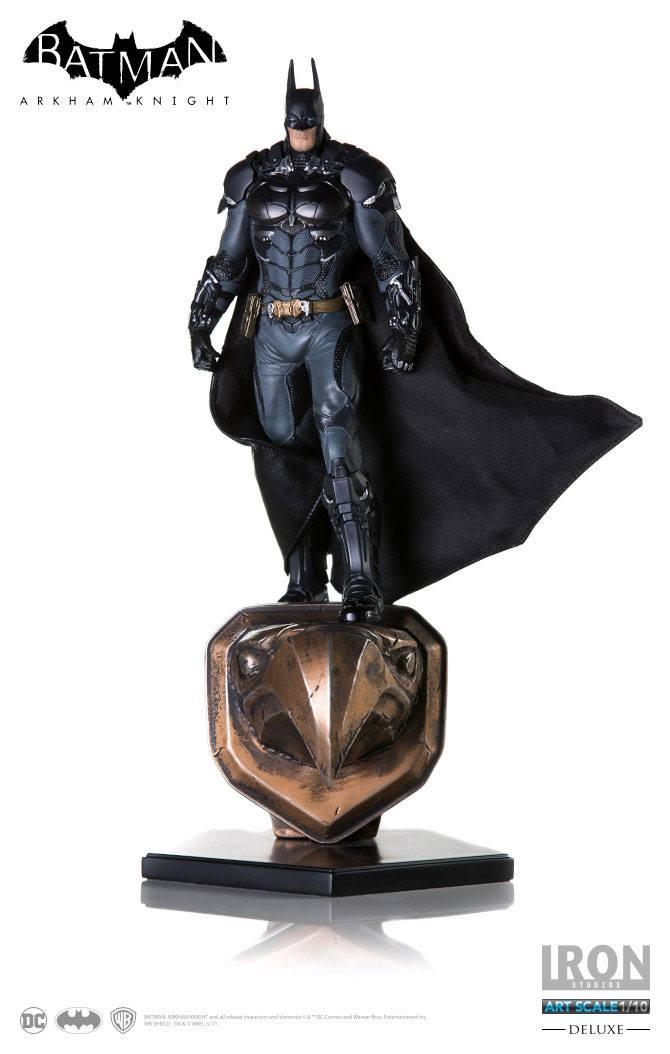 Batman Arkham Knight Art Scale 1/10 Deluxe Batman 30 cm