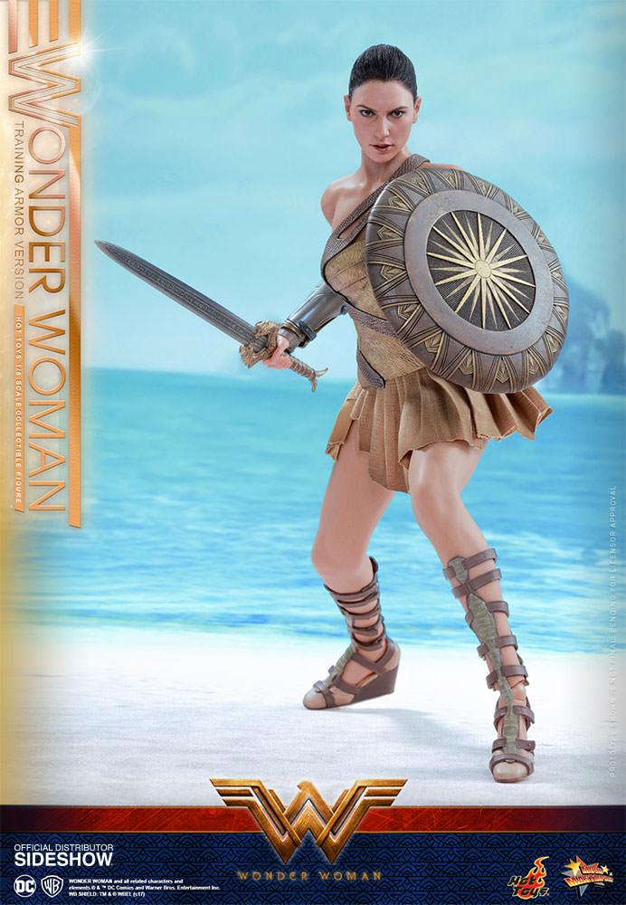 Wonder Woman 1/6 Training Armor Version 30 cm