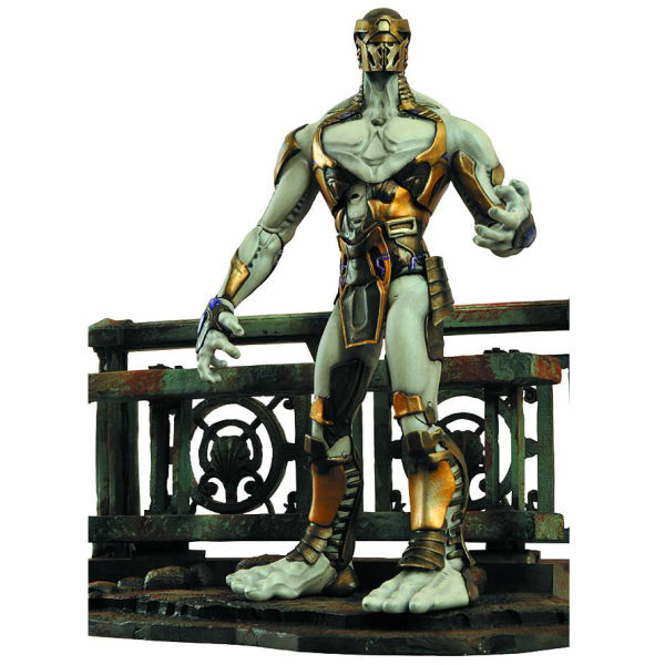 Action Figure Marvel Select - The Avengers Movie Chitauri Footsoldier18 cm