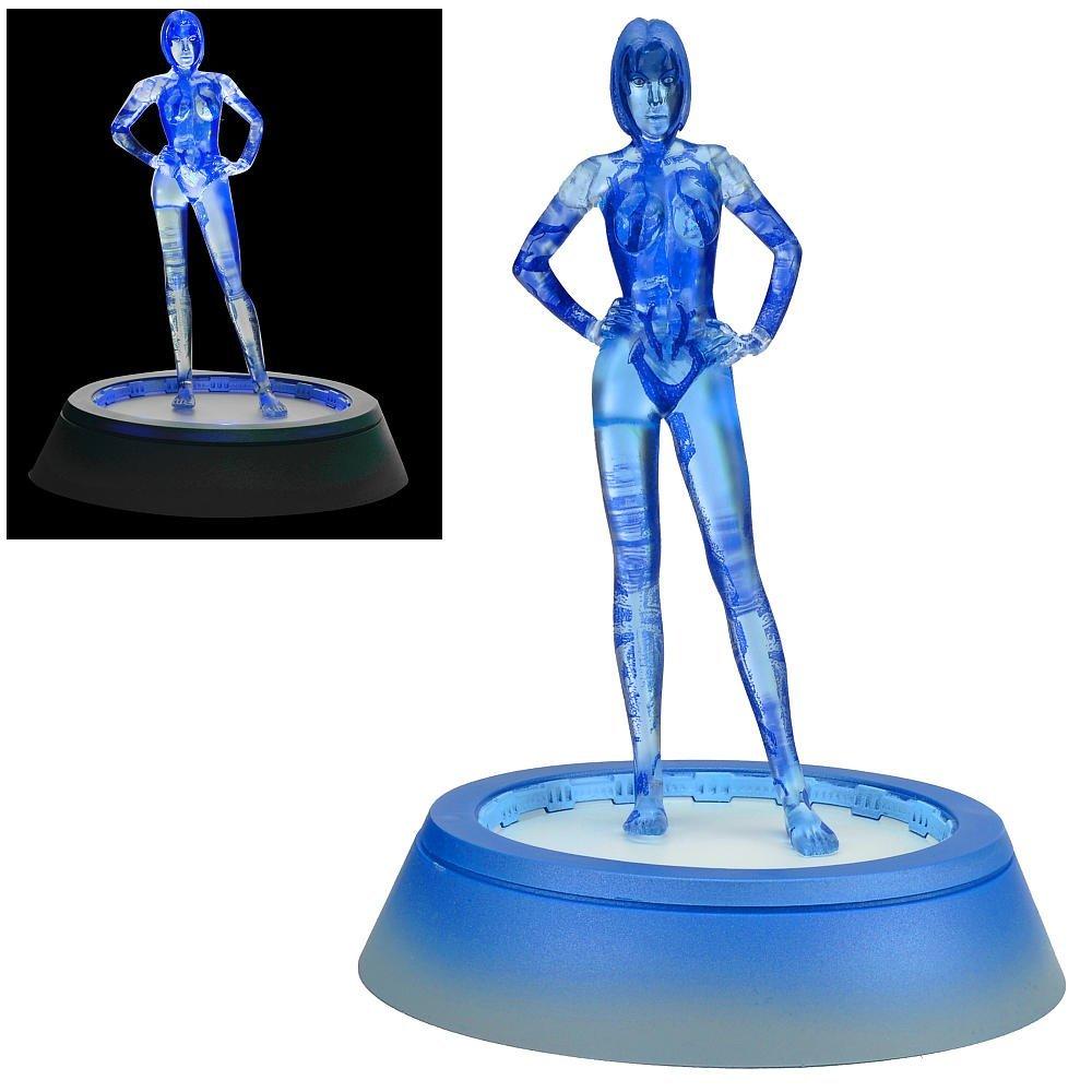 Halo 10th Anniversary Series 1 Action Figure - Cortana 15 cm
