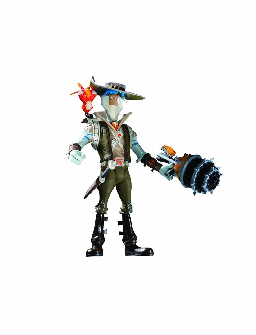 Action Figure Ratchet & Clank Series 2 - Smuggler 18 cm