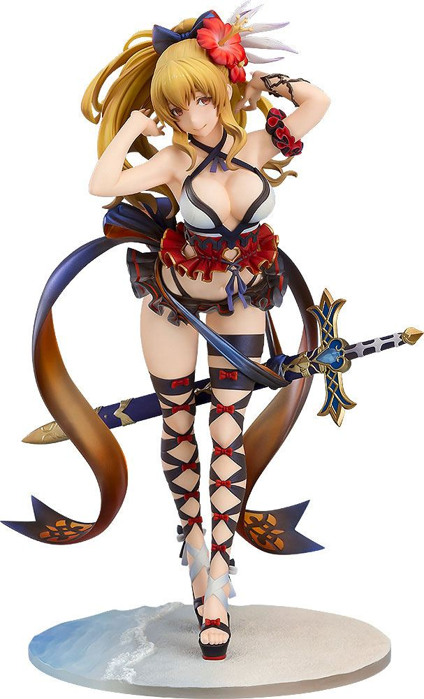 Granblue Fantasy PVC Statue 1/7 Vira Summer Version 20 cm