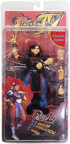 Action Figure Street Fighter 4 - Chun-Li 18 cm