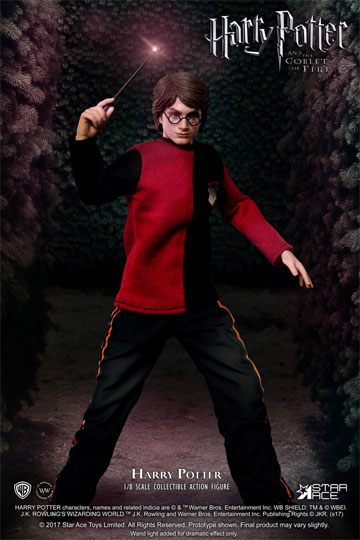 Harry Potter MFM AF 1/8 Harry Potter Triwizard Tournament Flash 23 cm