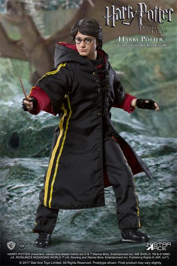 Harry Potter MFM AF 1/8 Harry Potter Triwizard Tournament Quidditch Flash