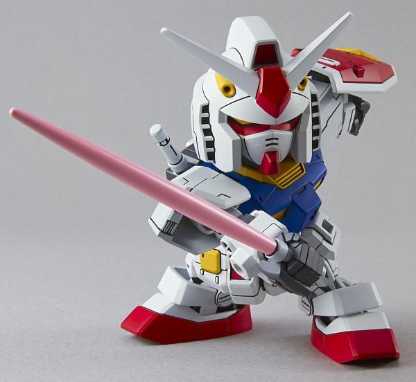 SD EX-Standard RX-78-2 Gundam Bandai STD 001