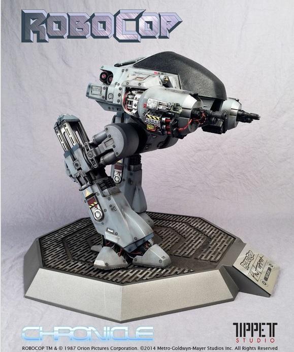 Robocop: ED-209 Statue 40 cm