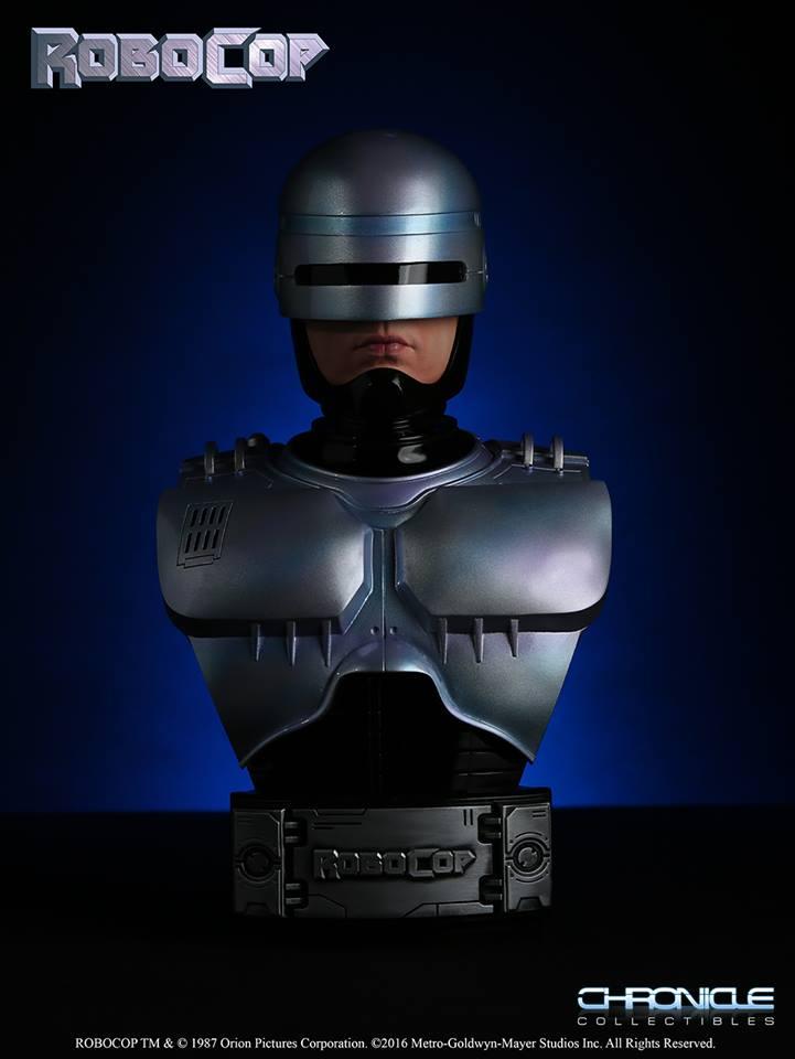 RoboCop 1:2 Scale Bust