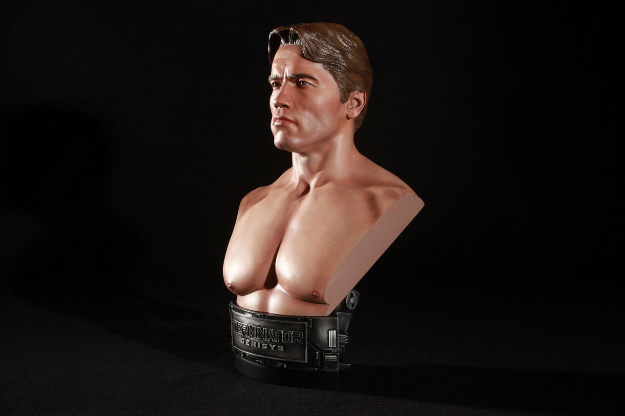 Terminator Genisys: 1984 Terminator 1:2 Scale Bust