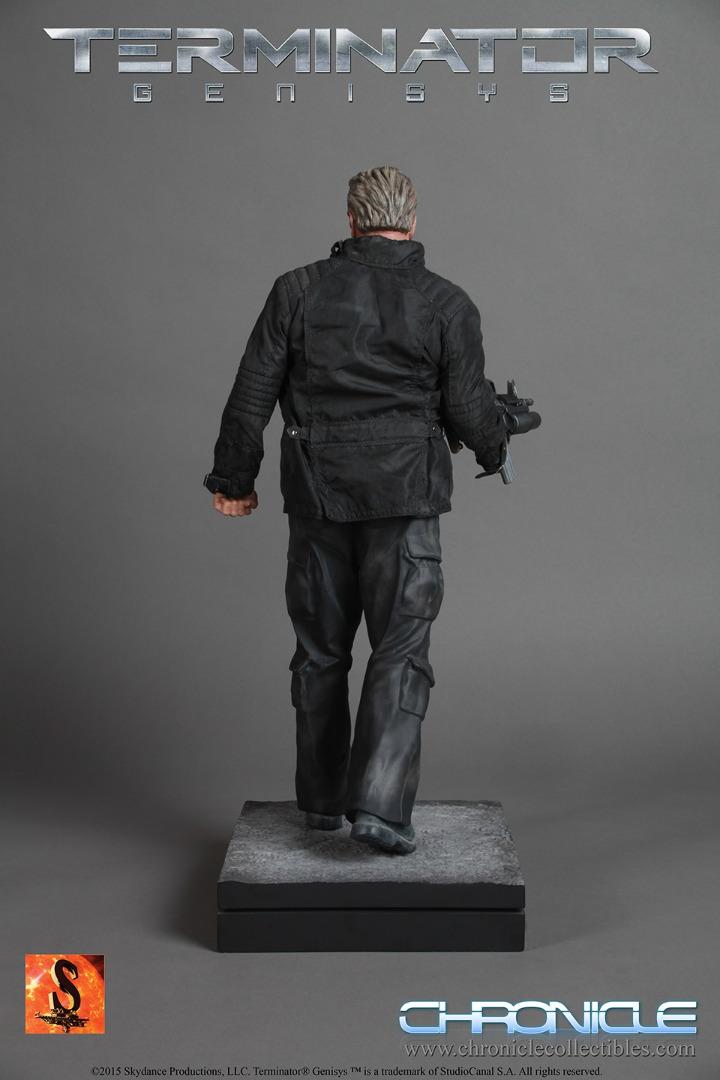 Terminator Genisys: T-800 Guardian 1:4 Scale Statue 55 cm