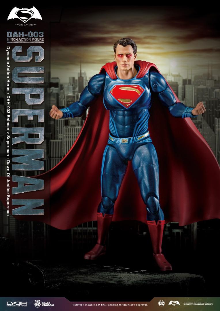 Action Figure Batman vs Superman: Dawn of Justice - Superman 20 cm