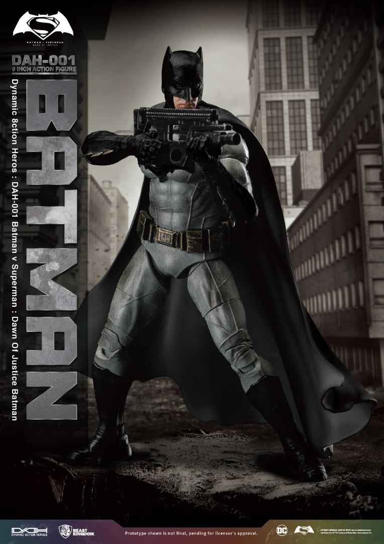 Action Figure Batman vs Superman: Dawn of Justice - Batman 20 cm