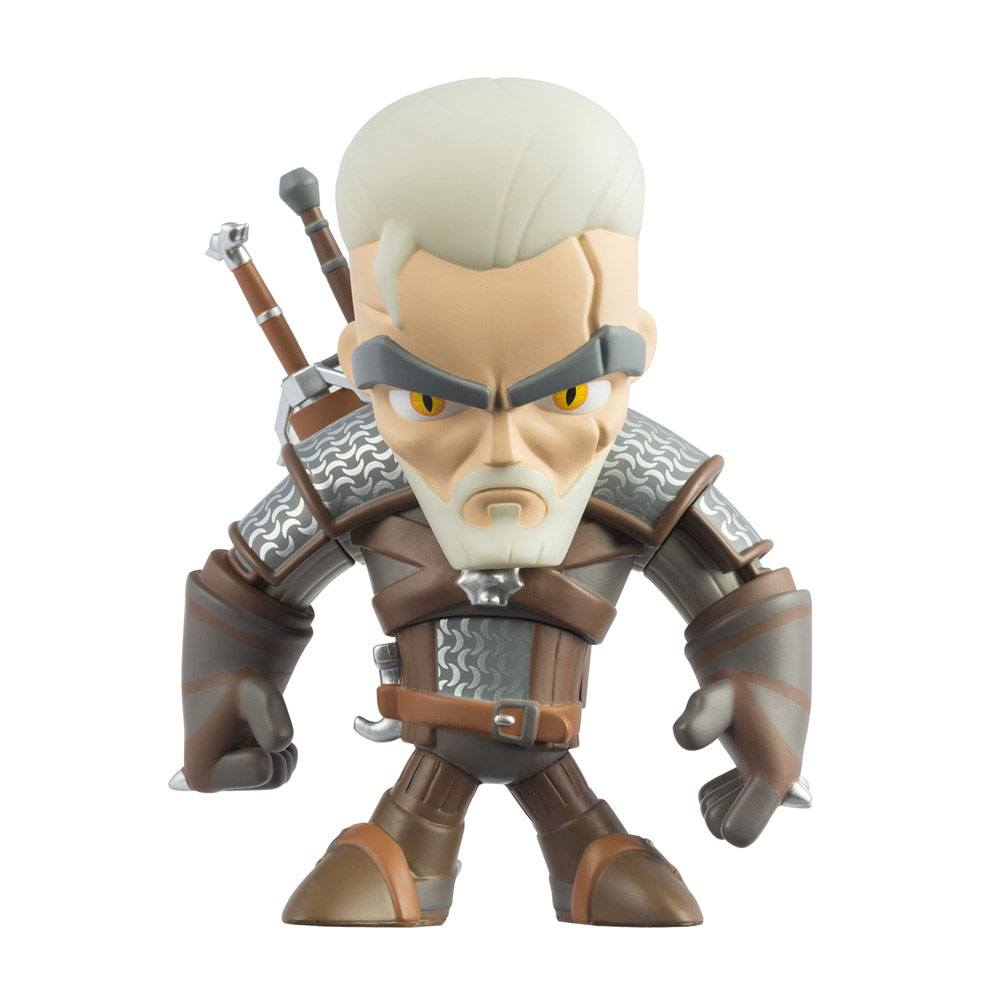 Witcher III Wild Hunt Vinyl Figure Geralt of Rivia 15 cm