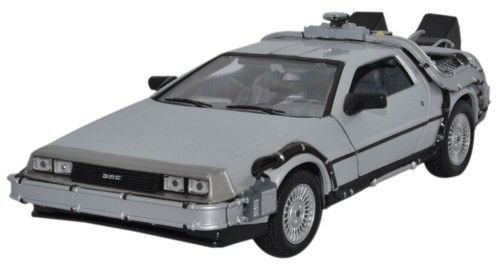 Back to the Future Diecast Model 1/24 ´81 DeLorean LK Coupe
