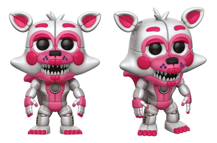 Pop! Games: Five Nights At Freddy's Sister Location - Funtime Foxy 10 cm