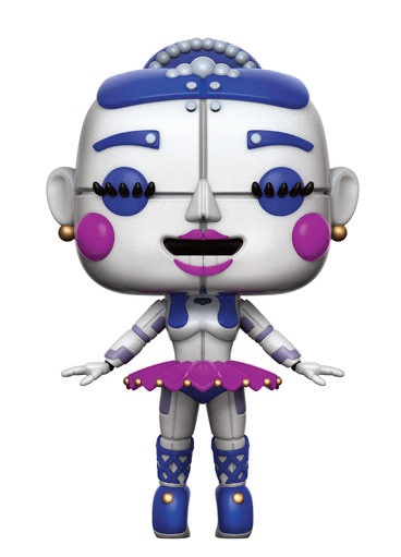 Pop! Games: Five Nights At Freddy's Sister Location - Ballora 10 cm