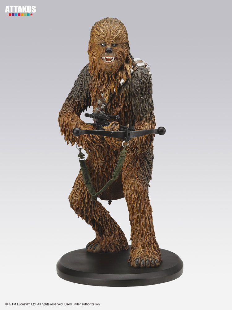 Star Wars Elite Collection Statue Chewbacca 22 cm