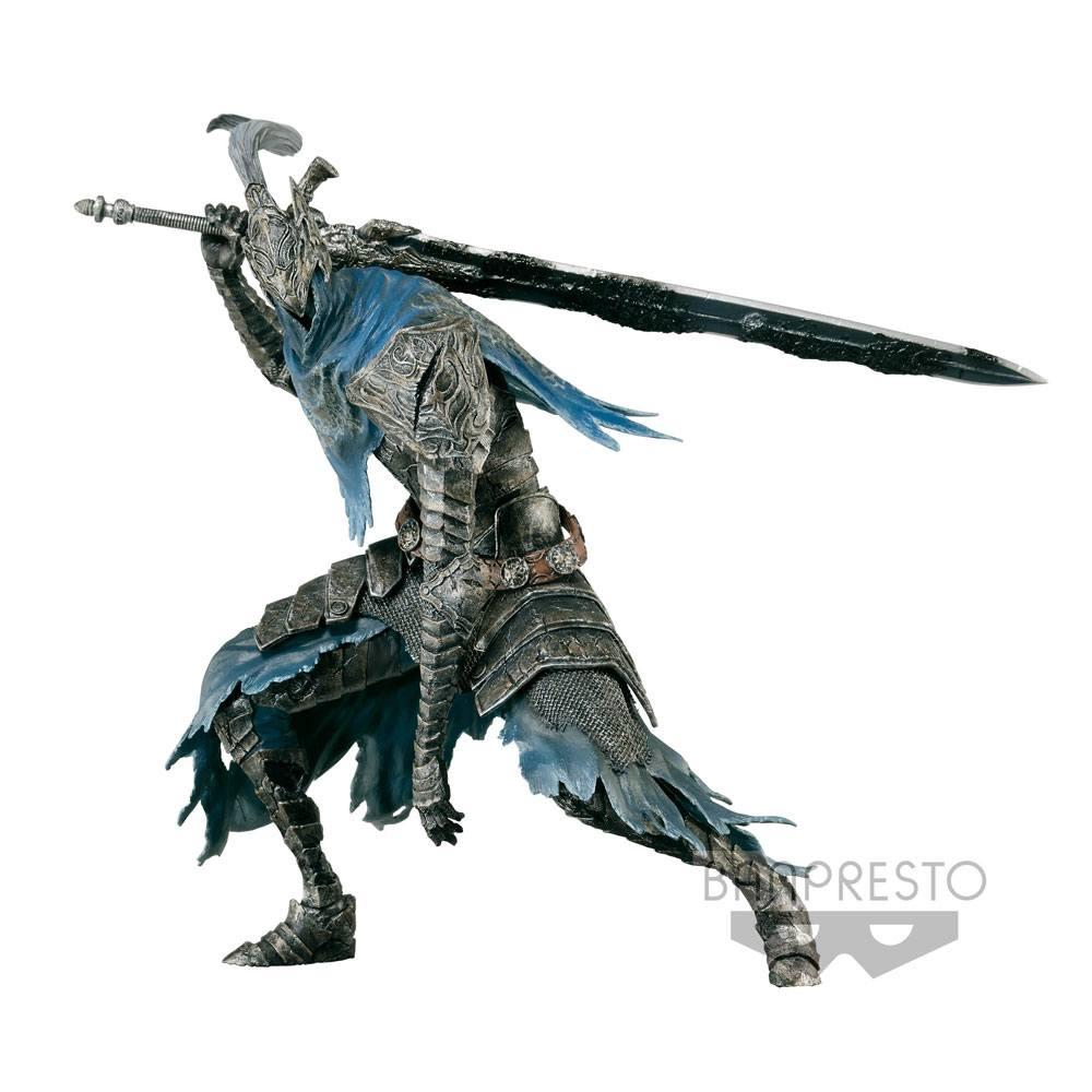 Dark Souls 2 Sculpt Collection Vol. 2 DXF Artorias the Abysswalker 17 cm