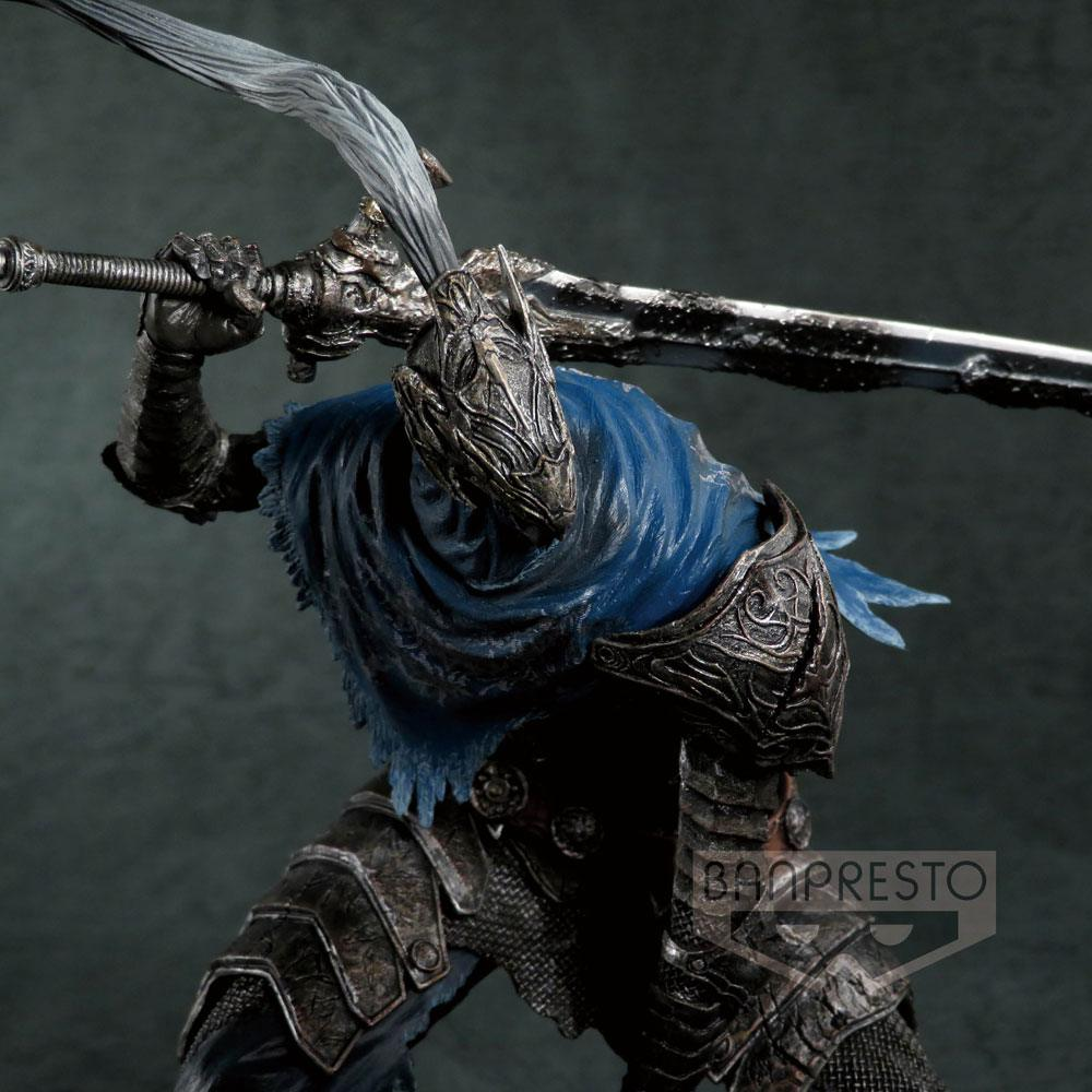 Dark Souls 2 Sculpt Collection Vol. 2 DXF Artorias the Abysswalker 17 cm