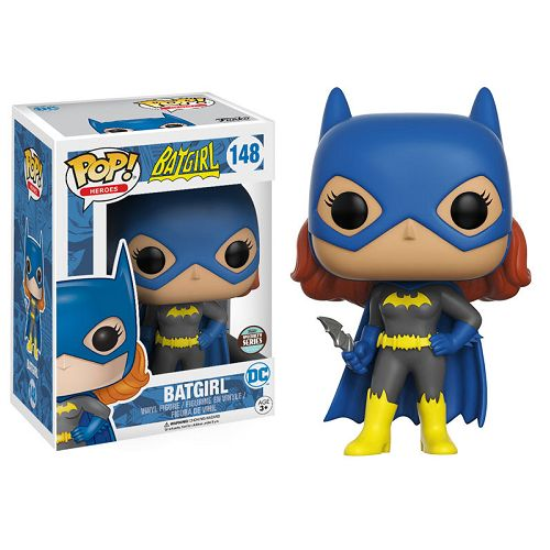 Pop! DC: Heroic Batgirl Limited Edition 10 cm