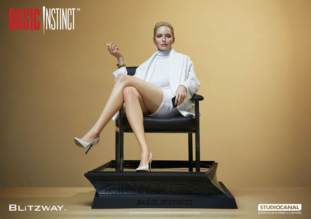 Basic Instinct Superb Scale Hybrid Statue 1/4 Sharon Stone 32 cm