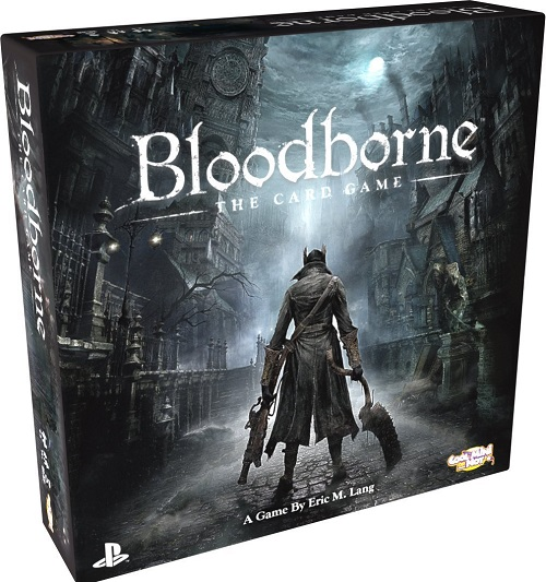 Bloodborne: The Card Game - English