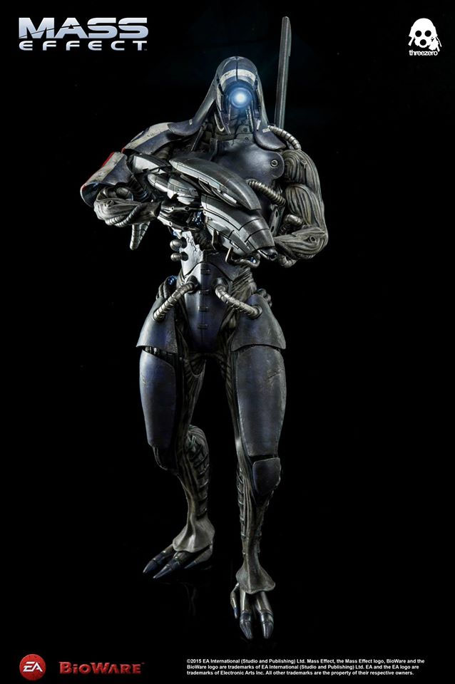 Mass Effect: Legion Sixth Scale Action Figure 33 cm