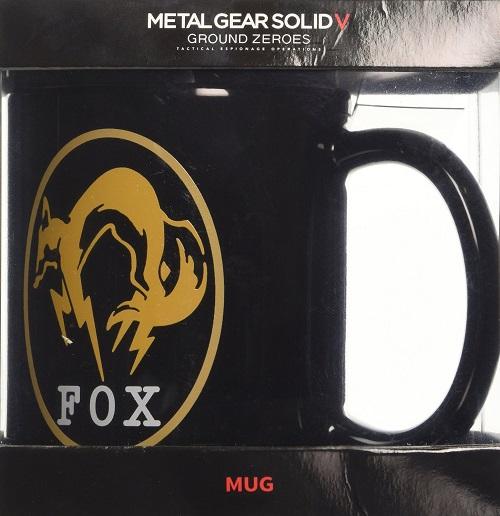 Caneca Metal Gear V